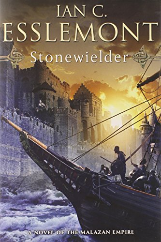 9780765329844: Stonewielder: A Novel of the Malazan Empire