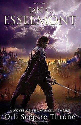 9780765329967: Orb Sceptre Throne: A Novel of the Malazan Empire