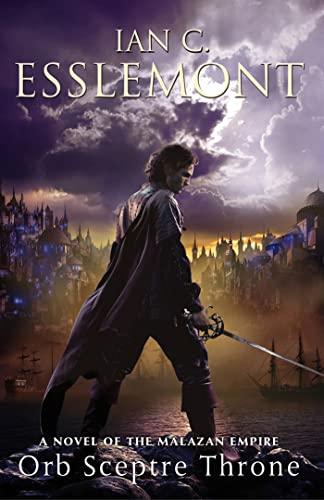 9780765329998: Orb Sceptre Throne: A Novel of the Malazan Empire (Novels of the Malazan Empire)