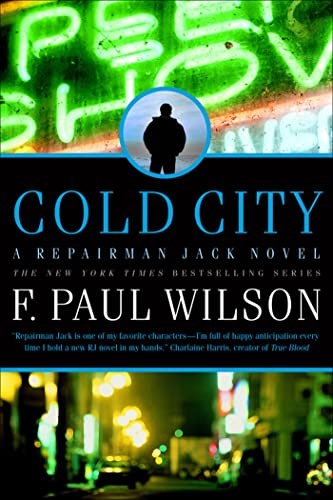 9780765330147: Cold City: A Repairman Jack Novel
