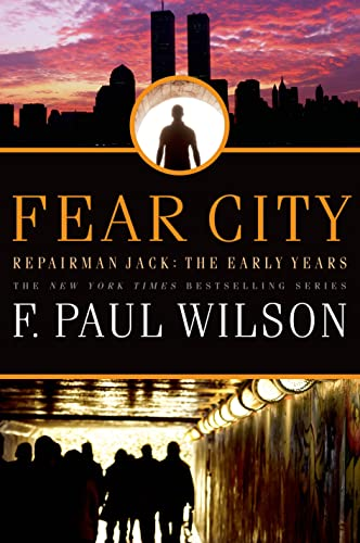 9780765330161: Fear City: Repairman Jack: The Early Years