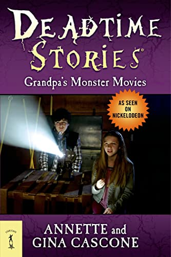 9780765330765: Deadtime Stories: Grandpa's Monster Movies