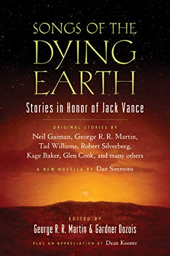 9780765331090: Songs of the Dying Earth: Short Stories in Honor of Jack Vance