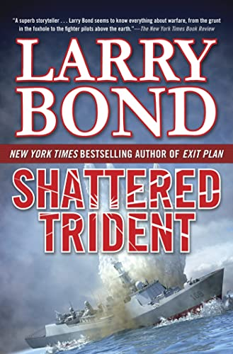 9780765331472: Shattered Trident (A Jerry Mitchell Novel)