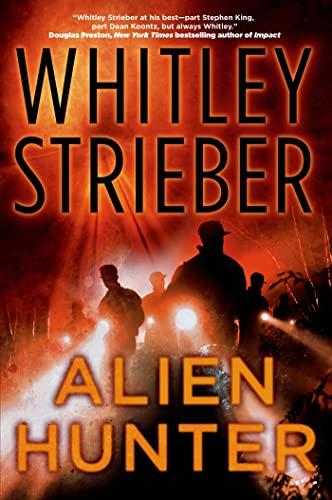 9780765331533: Alien Hunter: A Flynn Carroll Thriller