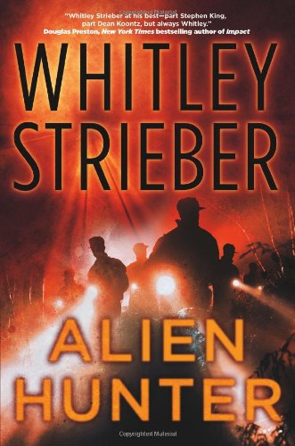 9780765331533: Alien Hunter: A Flynn Carroll Thriller
