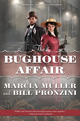 9780765331748: The Bughouse Affair: A Carpenter and Quincannon Mystery