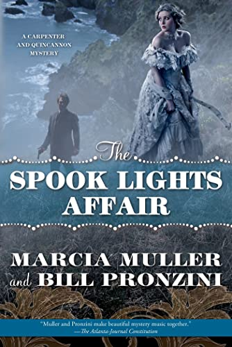 9780765331755: The Spook Lights Affair: A Carpenter and Quincannon Mystery