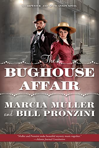9780765331779: The Bughouse Affair: A Carpenter and Quincannon Mystery