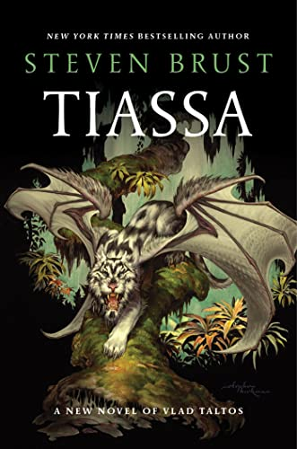 9780765333063: Tiassa: A Novel of Vlad Taltos
