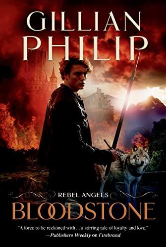 9780765333285: Bloodstone (Rebel Angel Series)