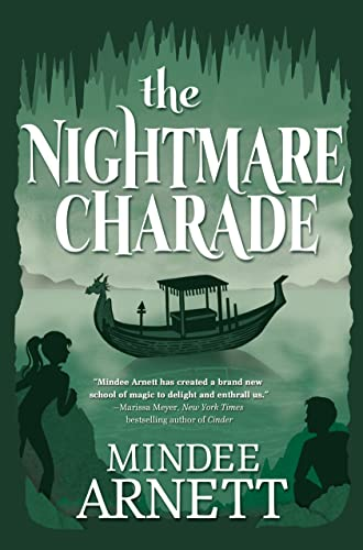9780765333353: The Nightmare Charade (Arkwell Academy)