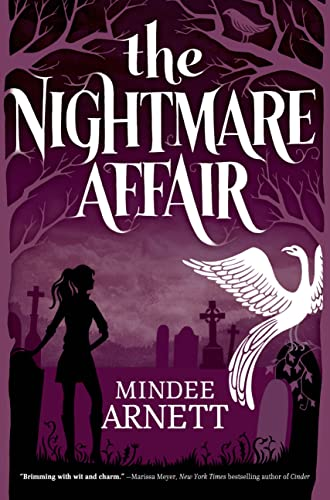 9780765333360: The Nightmare Affair (Arkwell Academy)