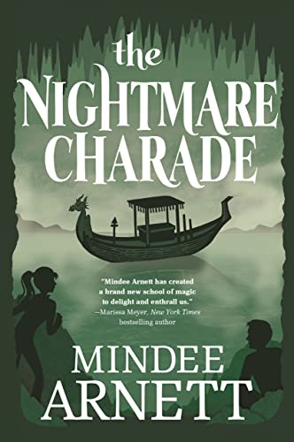 9780765333384: The Nightmare Charade (Arkwell Academy)