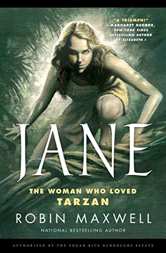 9780765333599: Jane: The Woman Who Loved Tarzan