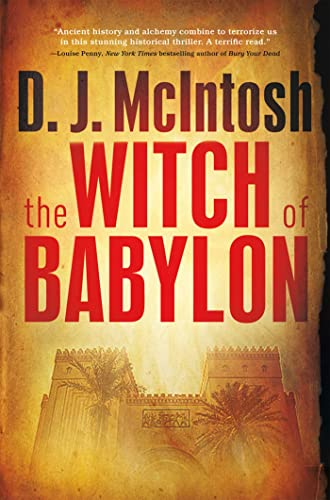 9780765333667: The Witch of Babylon