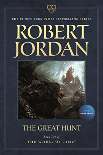 9780765334343: The Great Hunt: Book Two of 'The Wheel of Time'