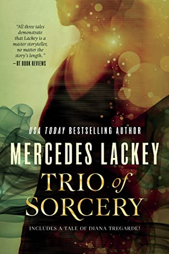 9780765334428: Trio of Sorcery: Arcanum 101, Drums, and Ghost in the Machine