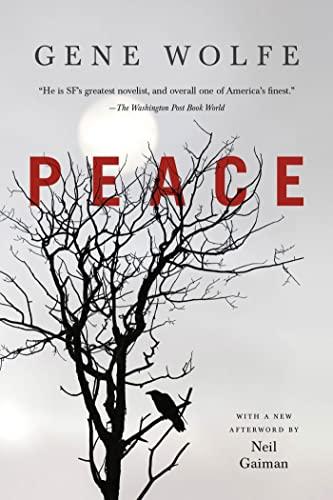 9780765334565: Peace