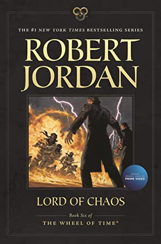 9780765334657: Lord of Chaos: Book Six of 'the Wheel of Time': 06