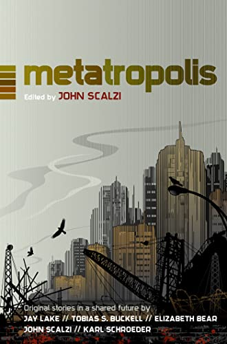 9780765335104: Metatropolis: Original Science Fiction Stories in a Shared Future