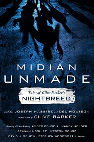 9780765335425: Midian Unmade: Tales of Clive Barker's Nightbreed