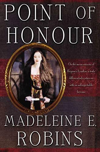 9780765336194: Point of Honour (Sarah Tolerance)