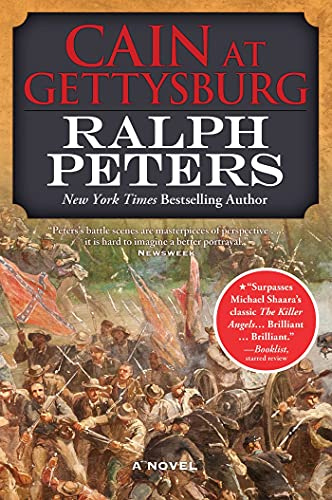 9780765336248: Cain at Gettysburg