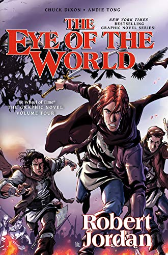 9780765336316: The Eye of the World: The Graphic Novel, Volume Four (Wheel of Time Other)