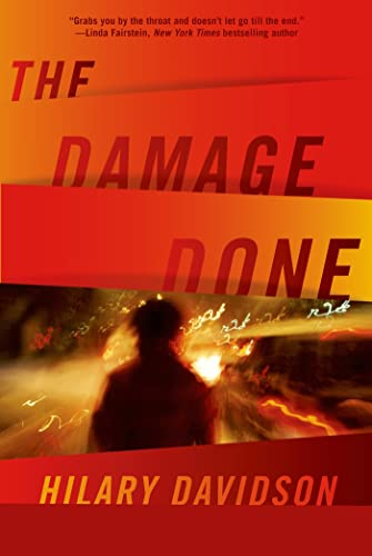 9780765336392: The Damage Done (Lily Moore Series)