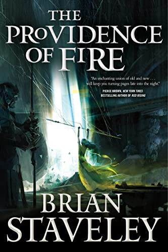 9780765336415: The Providence of Fire: Chronicle of the Unhewn Throne, Book II