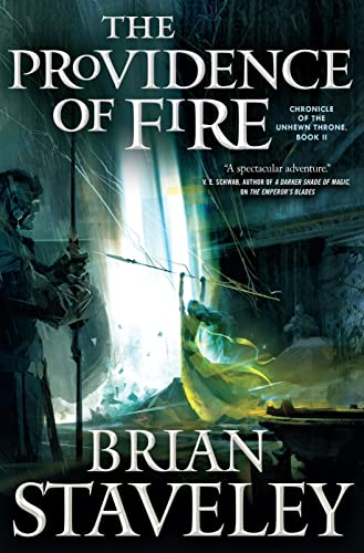 9780765336446: The Providence of Fire: Chronicle of the Unhewn Throne, Book II