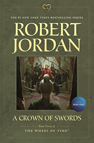 9780765336460: A Crown of Swords (The Wheel of Time)