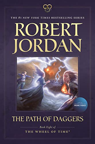 9780765336477: The Path of Daggers: Book Eight of 'The Wheel of Time'
