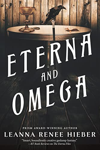9780765336750: Eterna and Omega: The Eterna Files #2