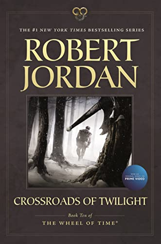 9780765337818: Crossroads of Twilight: Book Ten of 'The Wheel of Time'
