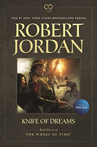 9780765337825: Knife of Dreams (Wheel of Time)