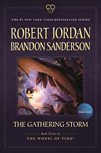 9780765337832: The Gathering Storm: Book Twelve of the Wheel of Time