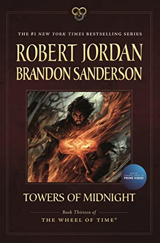 9780765337849: Towers of Midnight: Book Thirteen of The Wheel of Time