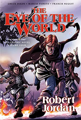 9780765337870: The Eye of the World: the Graphic Novel, Volume Two (Wheel of Time Other)