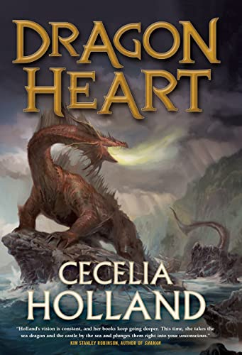 9780765337948: Dragon Heart: A Fantasy Novel