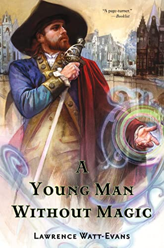 9780765337993: A Young Man Without Magic (The Fall of the Sorcerers)