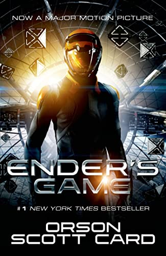 Ender's Game MTI: Orson Scott Card