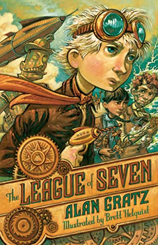 The League of Seven (SIGNED): Gratz, Alan M.