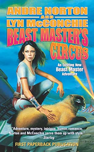 9780765340108: Beast Master's Circus (Hosteen Storm/Beastmaster, Bk. 4)