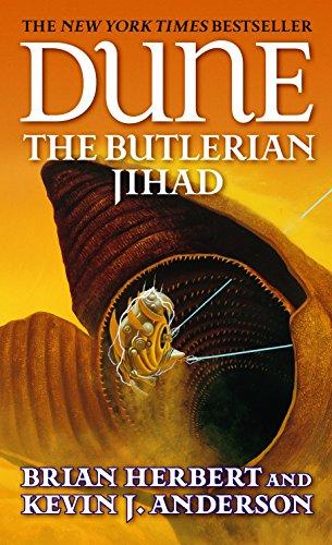 Dune: The Butlerian Jihad: Book One of: Herbert, Brian; Anderson,
