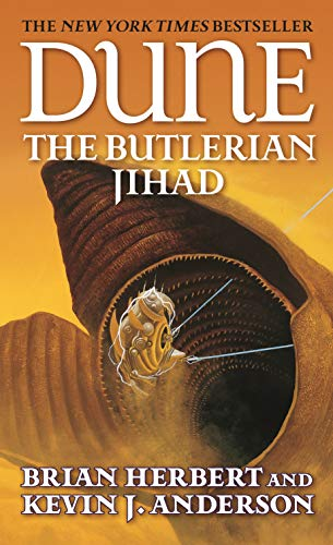 9780765340771: Dune: The Butlerian Jihad: Book One of the Legends of Dune Trilogy