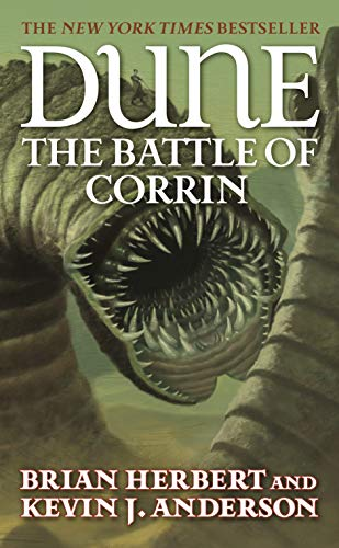 9780765340795: Dune: The Battle of Corrin: Book Three of the Legends of Dune Trilogy (Dune (Paperback))