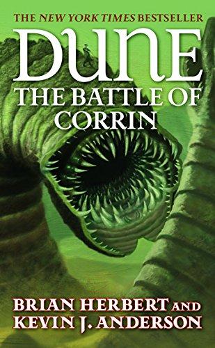 9780765340795: The Battle of Corrin (Legends of Dune #3)