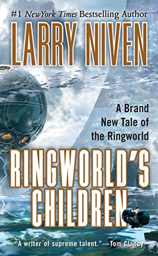 Ringworld's Children (0765341026) by Niven, Larry